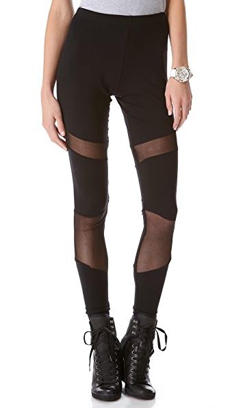 Glamorous Black Leggings