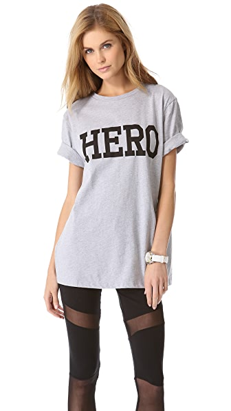 Glamorous You're My Hero Tee