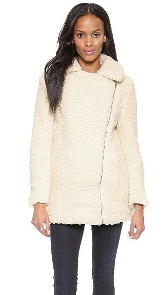 Glamorous Faux Fur Coat