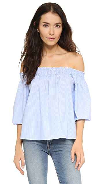 Glamorous Off Shoulder Blouse