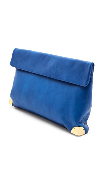 Golden Lane Large Duo Clutch