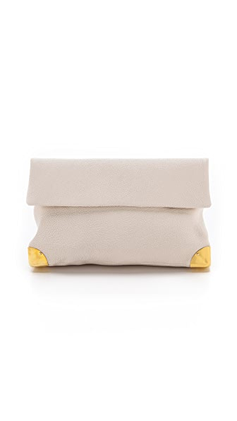 Golden Lane Small Lavato Clutch