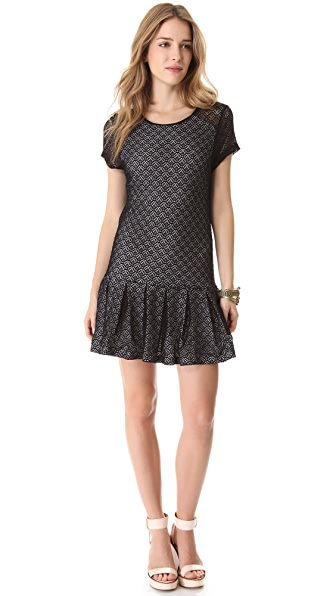Generation Love Monica Lace Dress