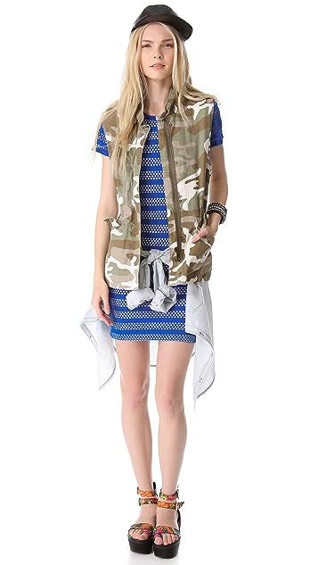Generation Love Eyelet Dress