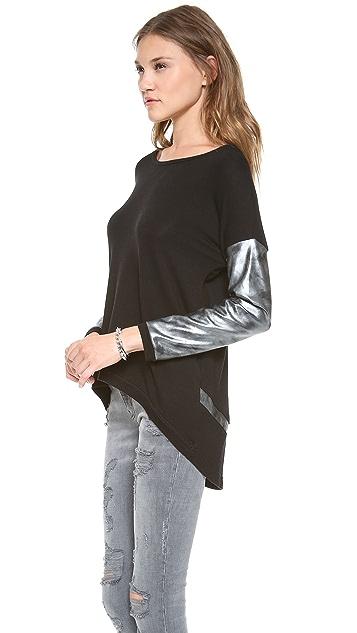 Generation Love Silver Bobo Sweater