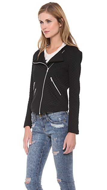 Generation Love Quilted Moto Jacket