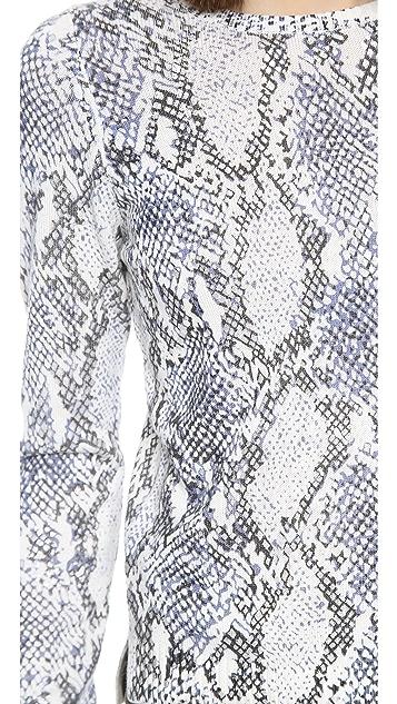 Generation Love Metal Snake Sweater
