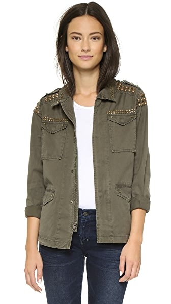 Generation Love Dexter Army Jacket