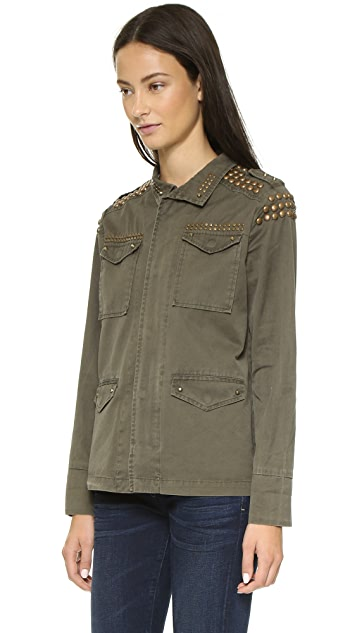 Generation Love Dexter Army Jacket