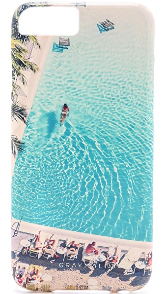 Gray Malin The Swimming Pool iPhone 6 / 6s Case