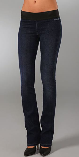 GOLDSIGN Sensual Boot Cut Jeans