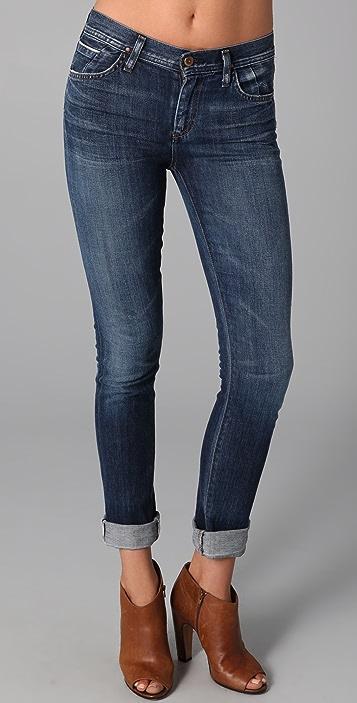 GOLDSIGN Jenny High Rise Skinny Jeans