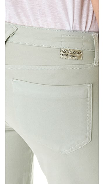 GOLDSIGN Glam Devon Pants