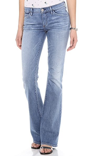 GOLDSIGN The Gower Flare Jeans