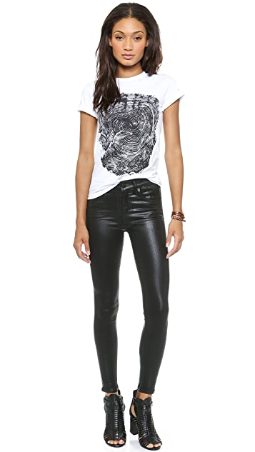 GOLDSIGN Virtual High Rise Skinny Jean