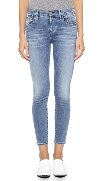 GOLDSIGN Virtual Skinny Jeans