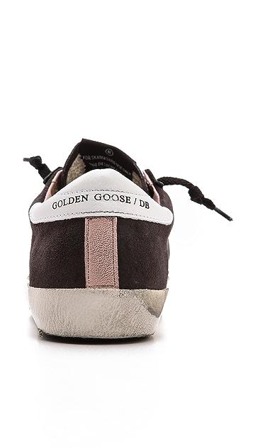 Golden Goose Superstar Low Tops
