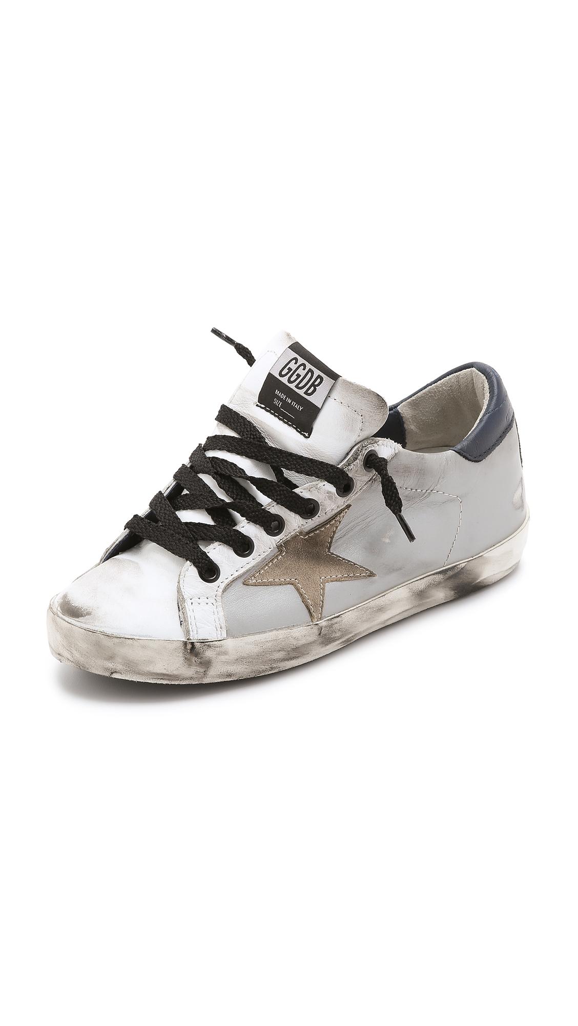 Superstar Low-Top Sneakers Golden Goose 68ggWs