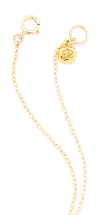 Gorjana Key Necklace