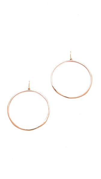 Gorjana G Ring Earrings