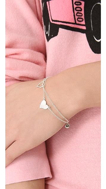 Gorjana Friendship Heart Bracelets