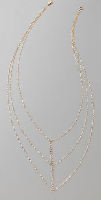 Gorjana Truss Layer Necklace