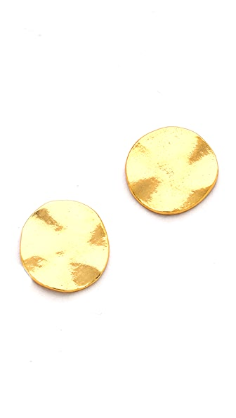 Gorjana Chloe Large Stud Earrings