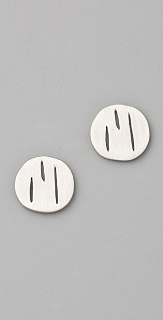 Gorjana Hunter Stud Earrings