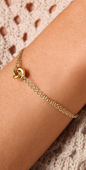 Gorjana Infinity Ring Bracelet