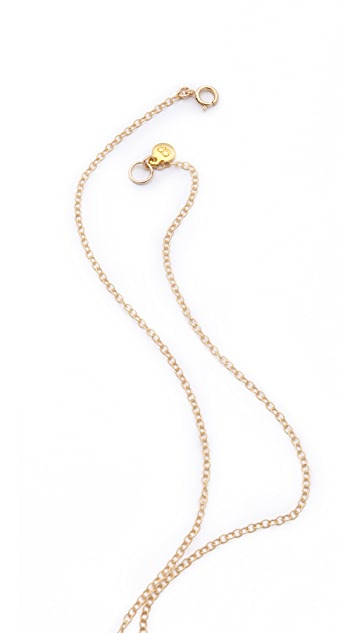 Gorjana Long Chain for Rings and Charms