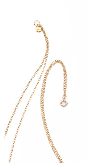 Gorjana Ava Layer Necklace