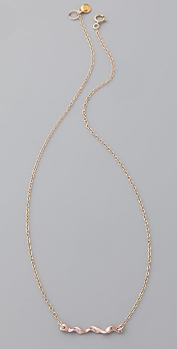 Gorjana Twisted Vine Necklace