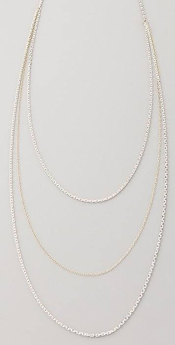 Gorjana Vineyard Long Layer Necklace