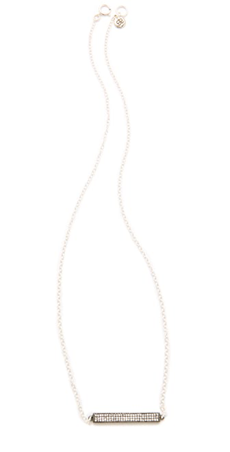 Gorjana Pristine Bar Necklace