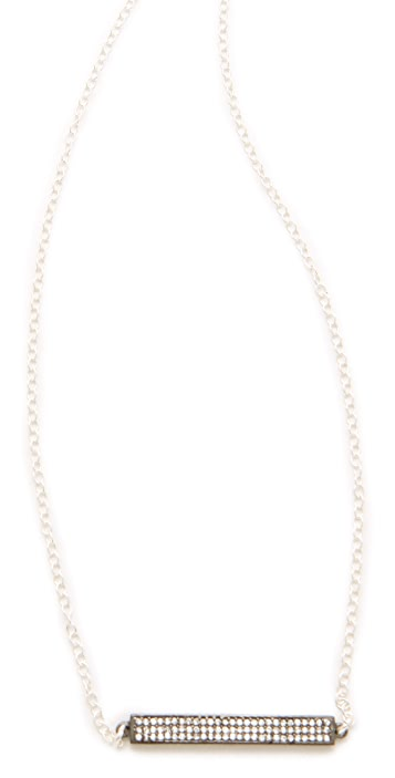 Gorjana Pristine Bar Necklace