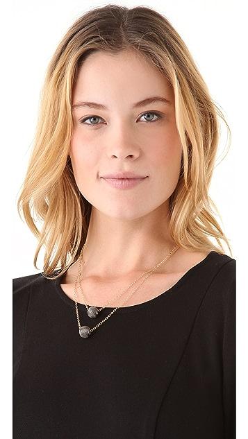Gorjana Hadley Double Layer Necklace