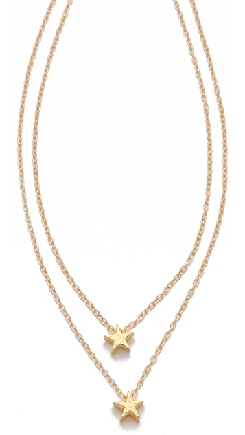 Gorjana Super Star Layer Necklace