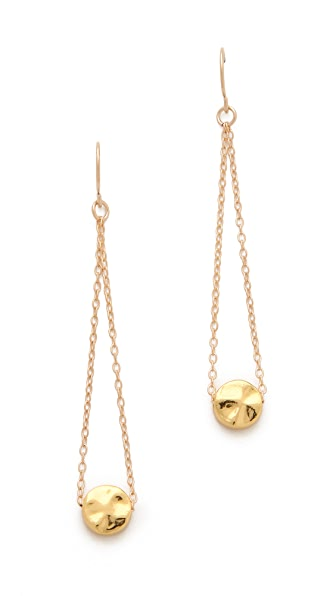 Gorjana Chloe Bead Earrings