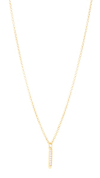 Gorjana Kennedy Drop Necklace