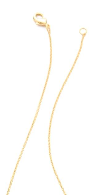 Gorjana Isis Short Necklace