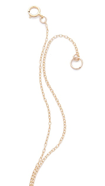 Gorjana Infinity II Necklace