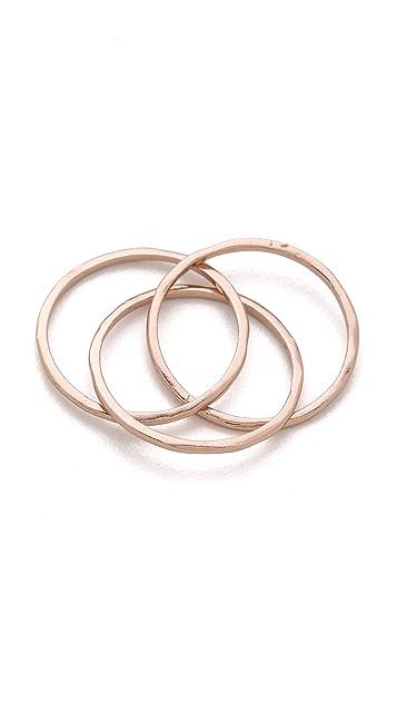 Gorjana Infinity II Ring