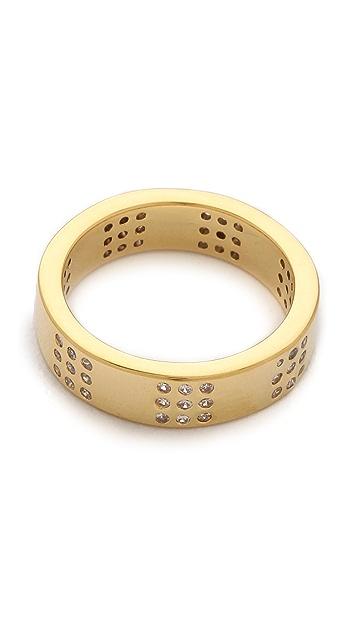Gorjana Delaney Square Ring