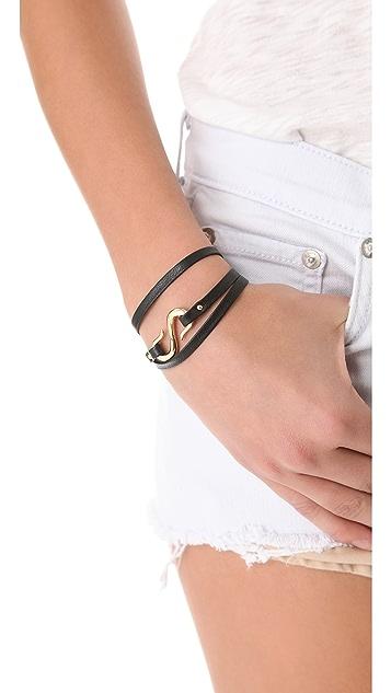 Gorjana Sadie Triple Wrap Bracelet