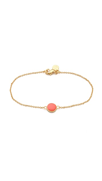 Gorjana Bloom Disk Bracelet
