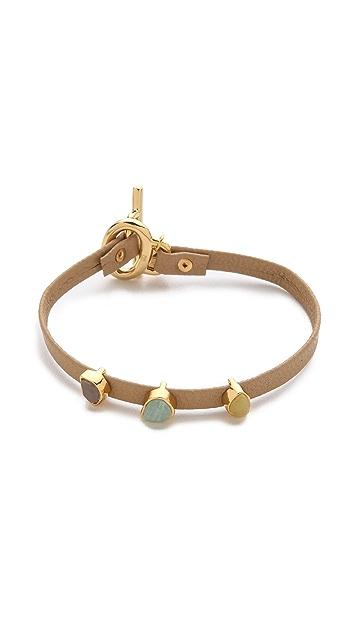 Gorjana Daphne Leather Bracelet