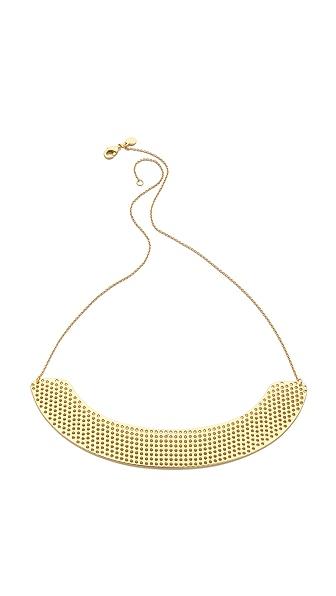 Gorjana Mia Plate Necklace