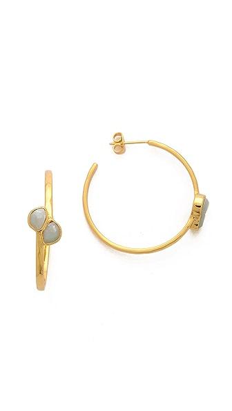 Gorjana Daphne Hoop Earrings