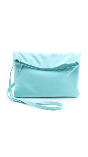 Gorjana Bleeker Bloom Fold Over Bag