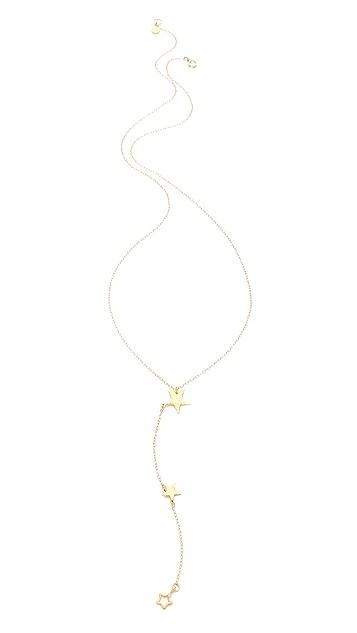 Gorjana Super Star Lariat Necklace